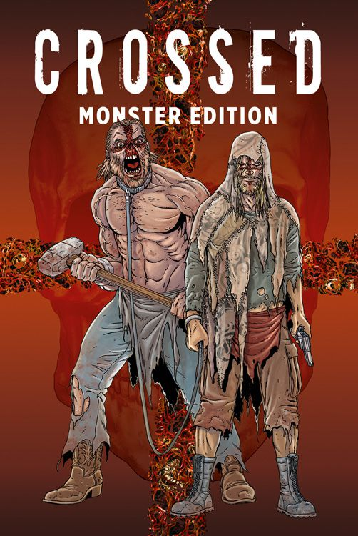 CROSSEDMONSTEREDITIONBAND1 Hardcover 501