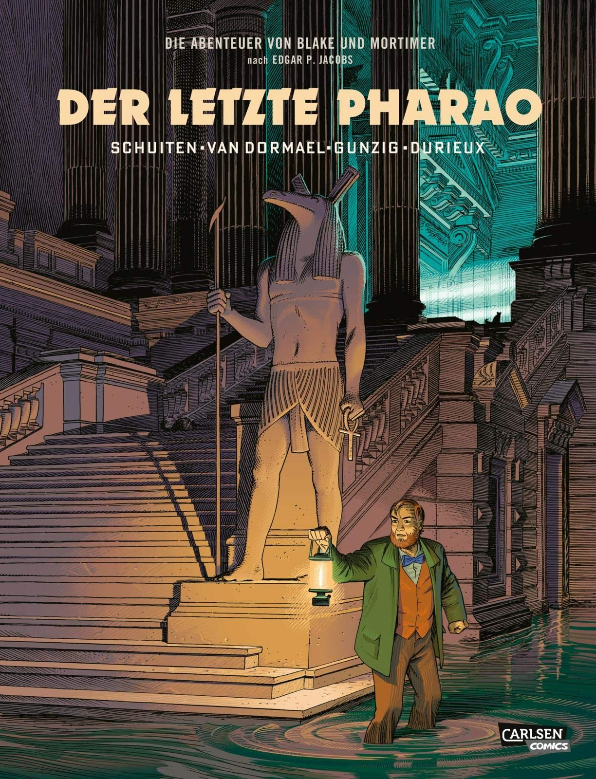 letzte pharao