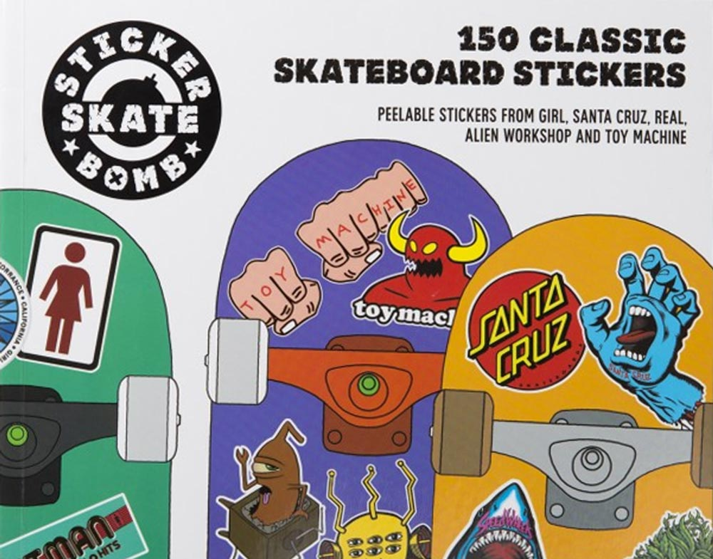 urban-media-150-classic-skateboard-sticker-buch-1030-zoom-0