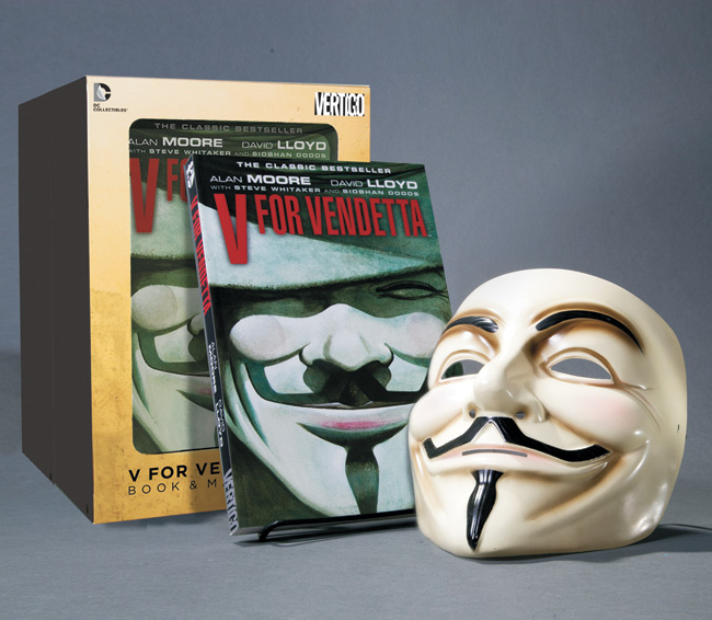 vendetta mask set